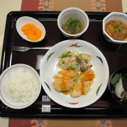 H25.7.12 夕食①