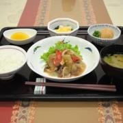 H25.9.9 夕食①