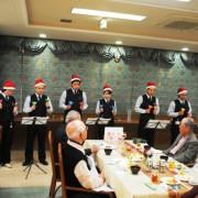 H25.12.21 クリスマスパーティー②