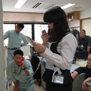 H26.5.21 避難訓練②