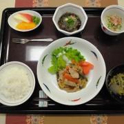 H26.8 夕食①