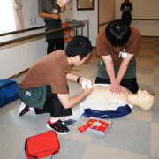 H27.8.19 救急対応訓練④