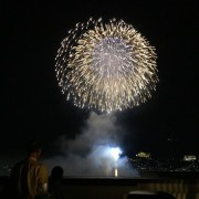 H27.7.25 花火観賞会④