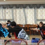 H27.9.18 ソーラン節練習①